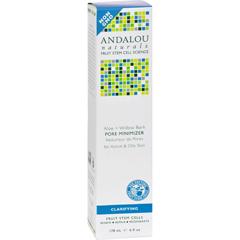 HGR1162627 - Andalou NaturalsClarifying Aloe plus Willow Bark Pore Minimizer - 6 fl oz