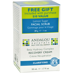 HGR1162767 - Andalou NaturalsClarifying Clear Overnight Recovery Cream - 1.7 fl oz