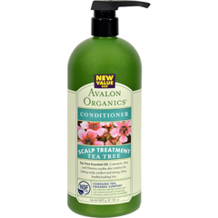 HGR1163211 - AvalonConditioner - Organic Tea Tree - 32 oz