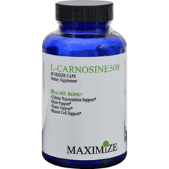 HGR1165067 - Maximum InternationalL-Carnosine 500 - 90 Vcaps