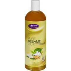 HGR1167428 - Life-FloPure Sesame Oil Organic - 16 fl oz