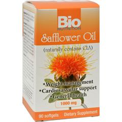 HGR1170455 - Bio NutritionSafflower Oil - 90 Softgels