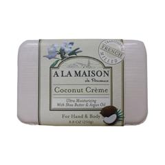 HGR1172220 - A La MaisonBar Soap - Coconut Creme - 8.8 oz