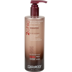 HGR1173939 - Giovanni Hair Care ProductsShampoo - 2Chic Keratin and Argan - 24 fl oz