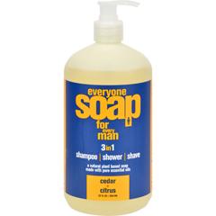HGR1175470 - EO ProductsEveryone Soap - Men Cedar and Citrus - 32 oz