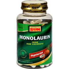 HGR1176775 - Health From The SunMonolaurin - 100 Percent Vegetarian - 90 Vcaps