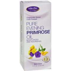 HGR1176874 - Life-FloHealth Pure Evening Primrose Oil - 4 fl oz