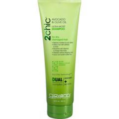 HGR1179381 - Giovanni Hair Care ProductsShampoo - 2Chic Avocado and Olive Oil - 8.5 oz