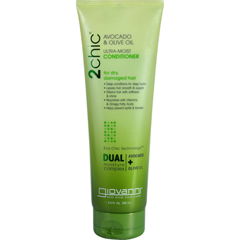 HGR1179399 - Giovanni Hair Care ProductsConditioner - 2Chic Avocado and Olive Oil - 8.5 oz
