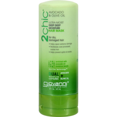 HGR1179449 - Giovanni Hair Care ProductsHair Mask - 2Chic Avocado and Olive Oil - 5 oz