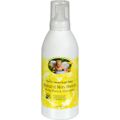 HGR1181569 - Earth Mama Angel BabyShampoo and Body Wash - Organic Unscented - 34 oz