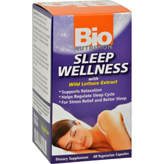 HGR1182864 - Bio NutritionSleep Wellness - 60 Vcaps