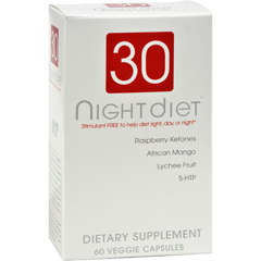 HGR1186162 - Creative Bioscience30 Night Diet 60 - 60 Vcaps
