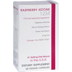 HGR1186196 - Creative BioscienceRaspberry Ketone 1234 - 60 Caps