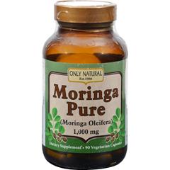 HGR1190065 - Only NaturalMoringa Pure - 90 Caps