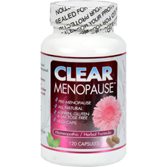 HGR1190925 - Clear ProductsClear Menopause - 120 Cap