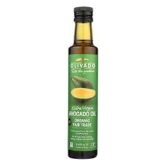HGR1195536 - Olivado - Extra Virgin Avocado Oil - Case of 6 - 8.5 Fl oz..