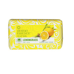 HGR1195833 - Desert EssenceBar Soap - Lemongrass - 5 oz