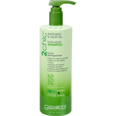 HGR1198050 - Giovanni Hair Care ProductsShampoo - 2Chic Avocado and Olive Oil - 24 fl oz