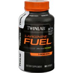 HGR1199793 - TwinlabL-Arginine Fuel - 500 mg - 90 capsules