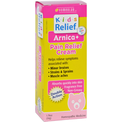 HGR1200138 - Homeolab USAKids Relief Arnica Plus Pain Relief Cream - 1.76 oz