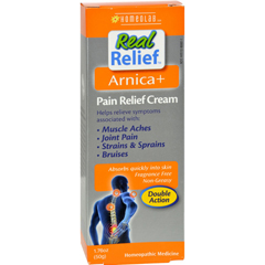 HGR1200161 - Homeolab USAReal Relief Arnica Pain Relief Cream - 1.76 oz