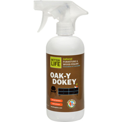 HGR1203108 - Better LifeOaky Doky Wood Cleaner and Polish - 16 fl oz