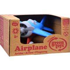 HGR1203223 - Green ToysAirplane - Blue