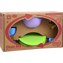 HGR1203272 - Green ToysDish Set