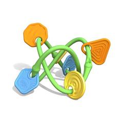 HGR1203413 - Green ToysTwist Teether