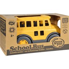 HGR1203538 - Green ToysSchool Bus - Yellow