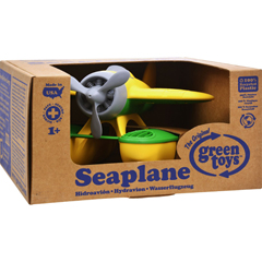 HGR1203561 - Green ToysSeaplane - Yellow