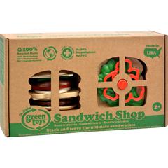 HGR1203769 - Green ToysSandwich Shop