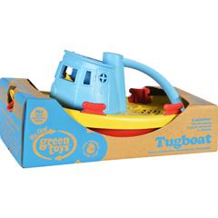 HGR1203850 - Green ToysTug Boat - Blue
