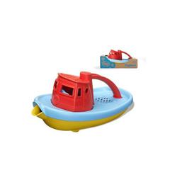 HGR1203868 - Green ToysTug Boat - Red