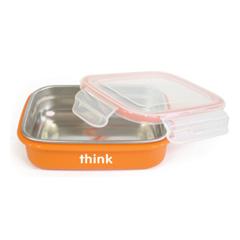 HGR1205426 - ThinkbabyBPA Free Bento Box - Orange