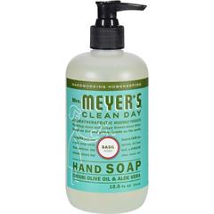 HGR1210863 - Mrs. Meyer'sLiquid Hand Soap - Basil - 12.5 oz