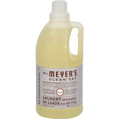 HGR1211077 - Mrs. Meyer's2X Laundry Detergent - Lavender - 64 oz