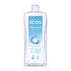 HGR1212810 - Earth Friendly ProductsDishmate - Free and Clear - 25 fl oz