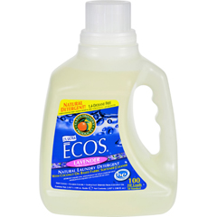 HGR1212836 - Earth Friendly Products - Ecos Ultra 2x All Natural Laundry Detergent - Lavender - 100 fl oz