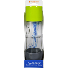 HGR1213602 - Full Circle HomeDaytrip Beverage Bottle - Lime Green