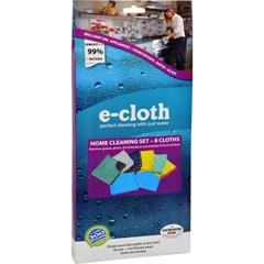 HGR1215334 - E-ClothHome Cleaning Set - 8 Piece Set