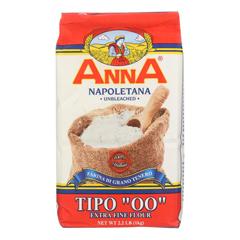 HGR1216779 - Anna - Extra Fine Flour - Anna 00 Flour - Case of 10 - 2.2 Lb