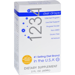 HGR1217041 - Creative Bioscience1234 Diet Drops - 2 oz