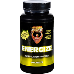 HGR1218015 - Healthy 'N FitEnergize Energy Booster - 60 capsules