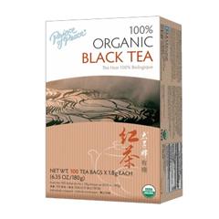 HGR1220284 - Prince of Peace - Organic Black Tea - 100 Bags