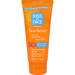 HGR1220342 - Kiss My FaceFace Factor - SPF 30 - 2 fl oz