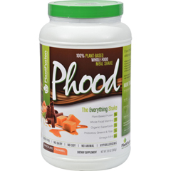 HGR1223841 - PlantfusionPhood Shake - Chocolate Caramel Powder - 31.8 oz