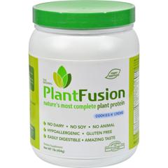 HGR1223882 - PlantfusionCookies N Cream - 1 LB