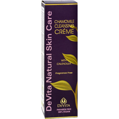 HGR1224005 - Devita Natural Skin CareCleanse Creme - Chamomile - 5 fl oz